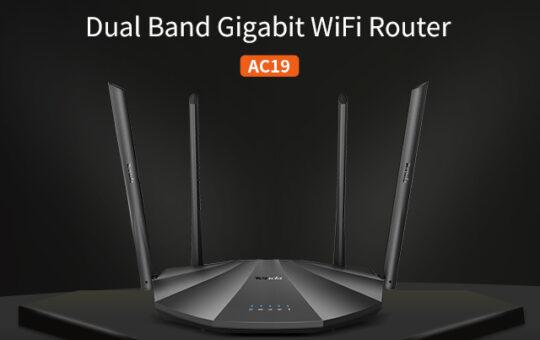 tenda AC6 wireless router